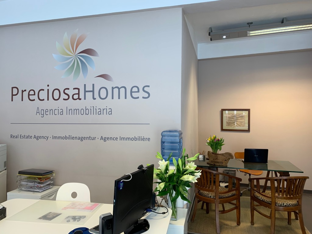neue Website von Preciosa Homes.