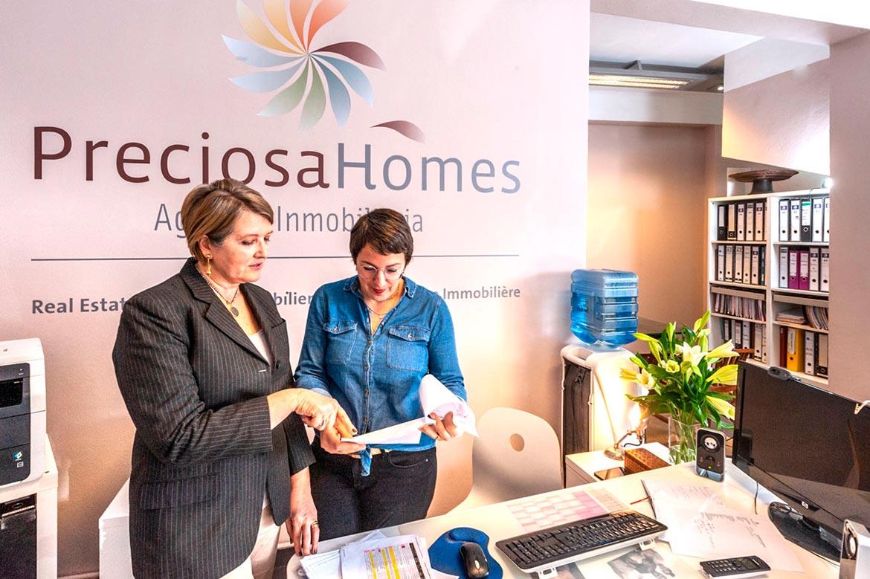 Isabel Vallhonrat Agencia Inmobiliaria