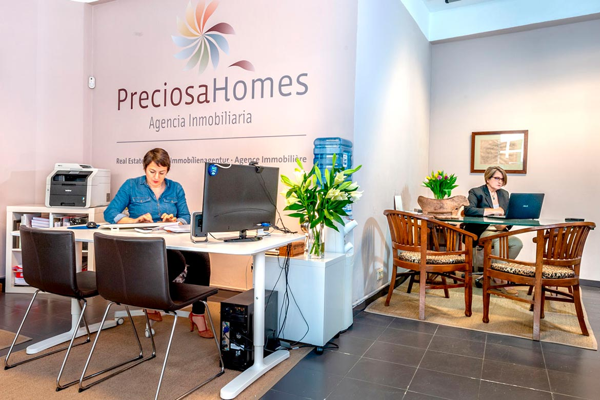 Preciosa Homes real-estate agency